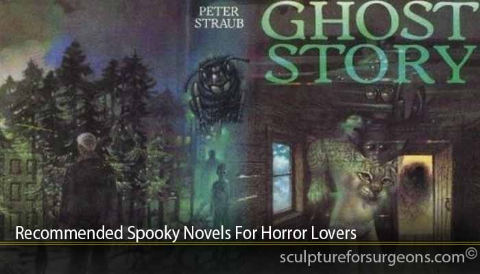 Recommended Spooky Novels For Horror Lovers