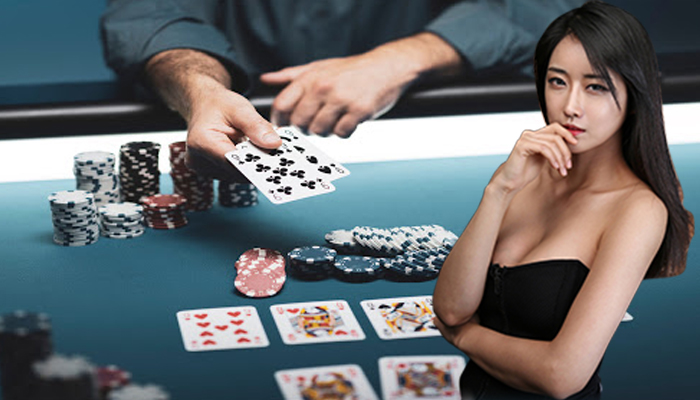 Easy to Become a Poker Gambling Member