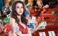 Playing Poker Gambling with Various Strategies